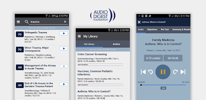 Login | Audio Digest