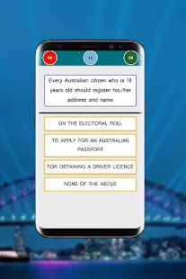Australian Citizenship Test - náhled