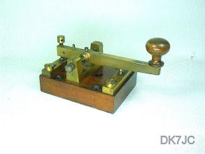 "Photo: Lautlose Taste (Patent 1871) Nr.1283 S&H ???  ""DL""  #358"