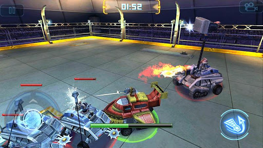 Robot Crash Fight 1.0.2 screenshots 17