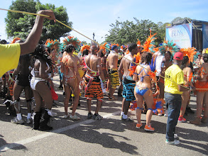 Photo: Carnival Tuesday
