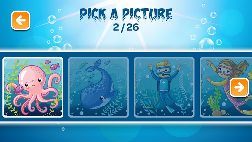 Puzzle Pool - Free Jigsaw Puzzle Game for Kids 1.2 screenshots 3
