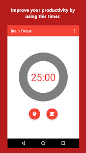 Brain Focus Productivity Timer screenshot 0