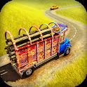 Pak Truck Driver 2020: Offroad Transporter Sim icon