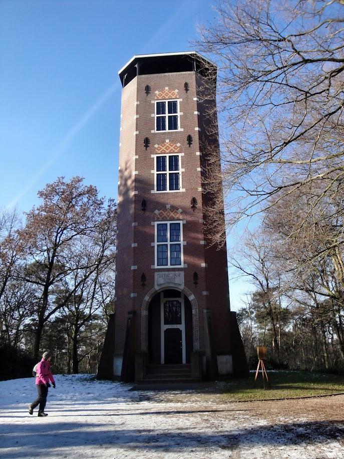 Uitkijktoren De Koepel op de Goudsberg