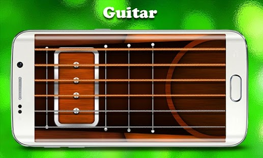 Real Guitar Free - Chords & Guitar Simulator - náhled