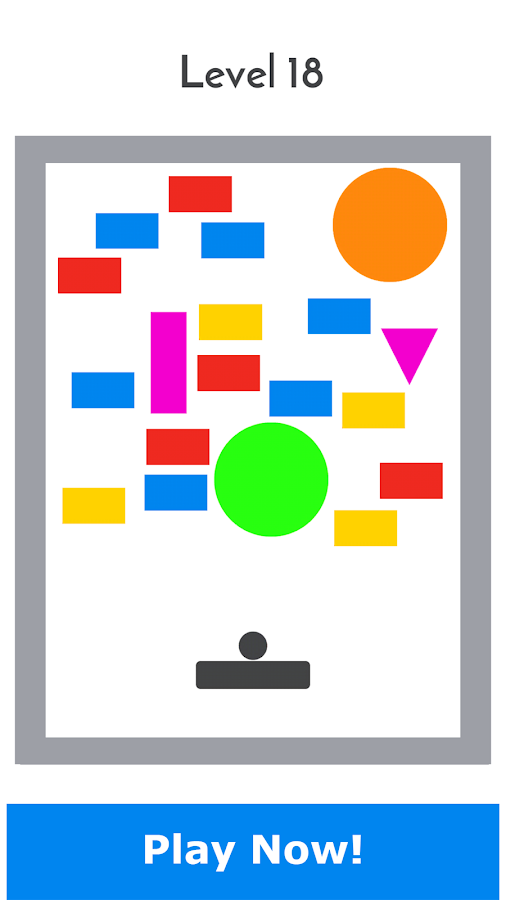 Breaky Blocks- screenshot
