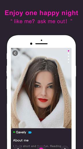 One Night Speed Dating appud83dudd25hook up single friends 2.18.0 screenshots 3