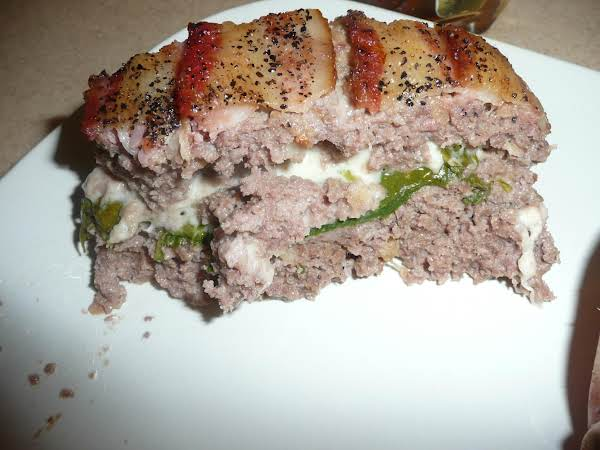 Get You Bacon On Meatloaf Recipe
