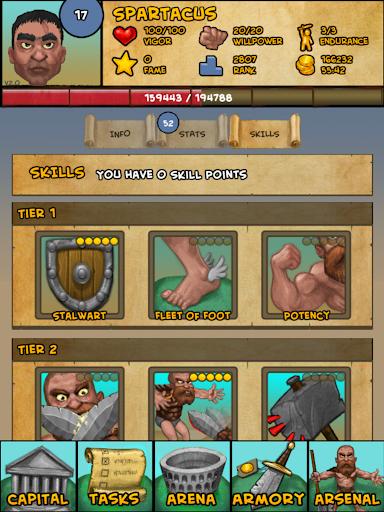 Gladiator: Rise Of Legends 2.13 screenshots 6