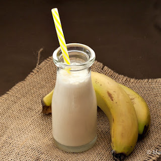 Banana Syrup Drink Recipes