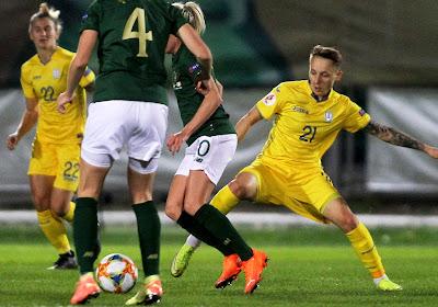 🎥 Le carte rouge incroyable d'une joueuse ukrainienne