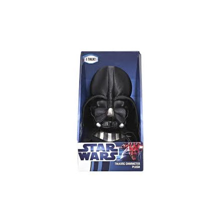 Darth Vader Talking Plush - Star Wars