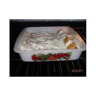 Easy Sour Cream Enchiladas