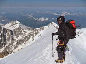 Photo: Inicio del descenso.