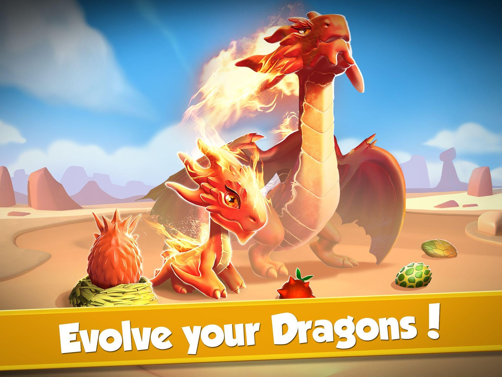Dragon Mania Legends screenshot #3