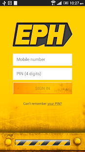 EPH Apps- screenshot thumbnail