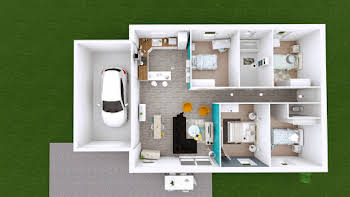 Maison 4 pièces 83,49 m2