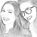 Pencil Photo Sketch-Sketching Drawing Photo Editor icon