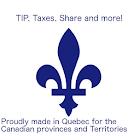 Tip, Taxes & Share icon
