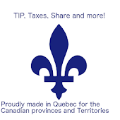 Tip, Taxes & Share