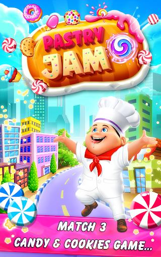 Pastry Jam - Free Matching 3 Game screenshots 5