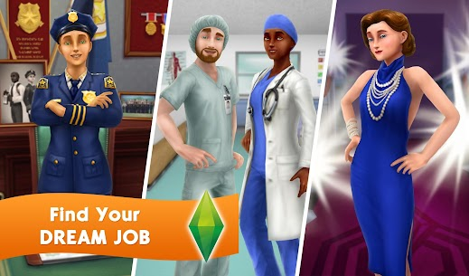 The Sims FreePlay MOD 5.37.1 (Unlimited money/LP) APK 2