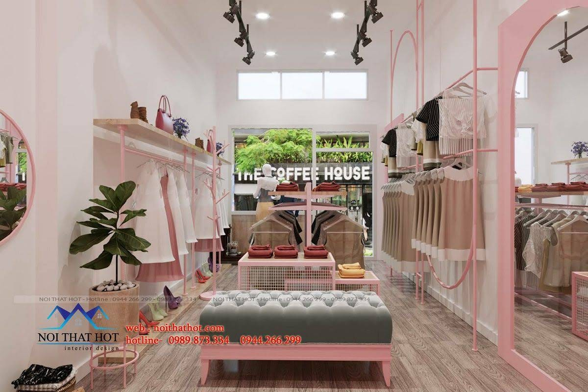 thiết kế shop thời trang gaam 4