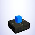 Skyscraper cliker 3D icon