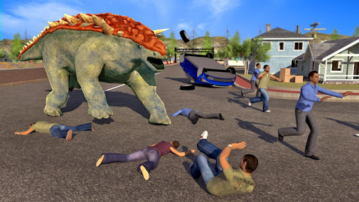 Dino Simulator 2019 screenshot 7