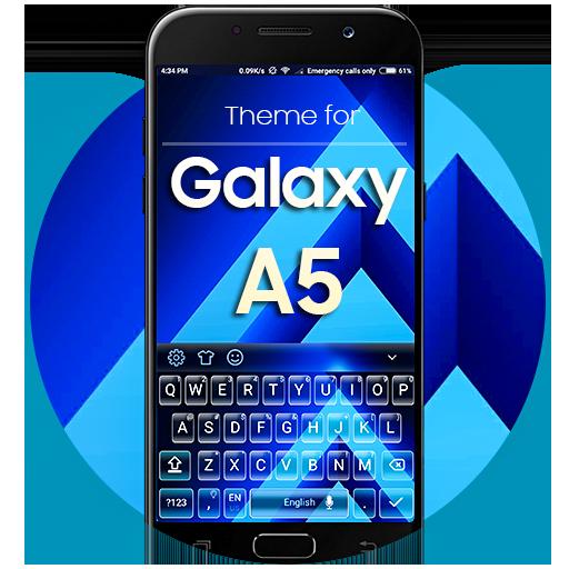 Keyboard Theme for Galaxy A5