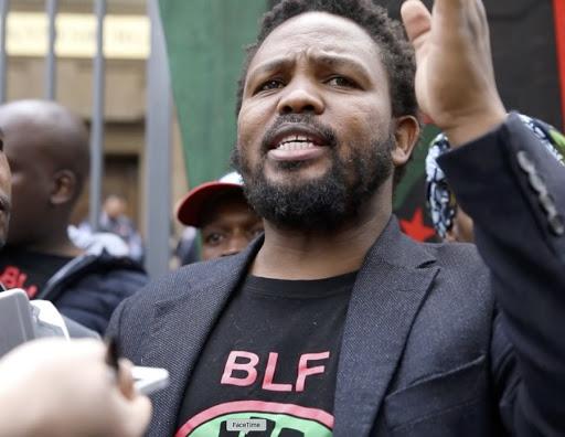 Fury over Jacob Zuma's 'endorsement' of BLF