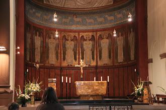 Photo: Abtei Sankt Hildegard - Vesper