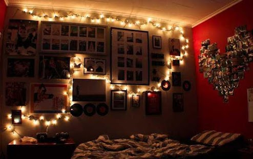 Tumblr Light Lamp Ideas - náhled