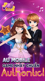 Au Mobile: Audition Chính Hiệu Screenshot