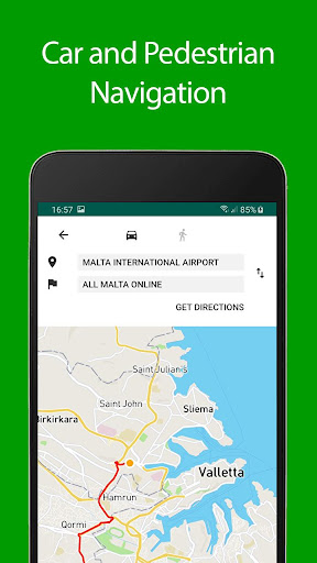 Download Malta Offline Map and Travel Guide 1.35 2