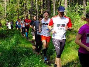 Photo: 1,5 km från start: Ser lätt ut, men tuffare blir det