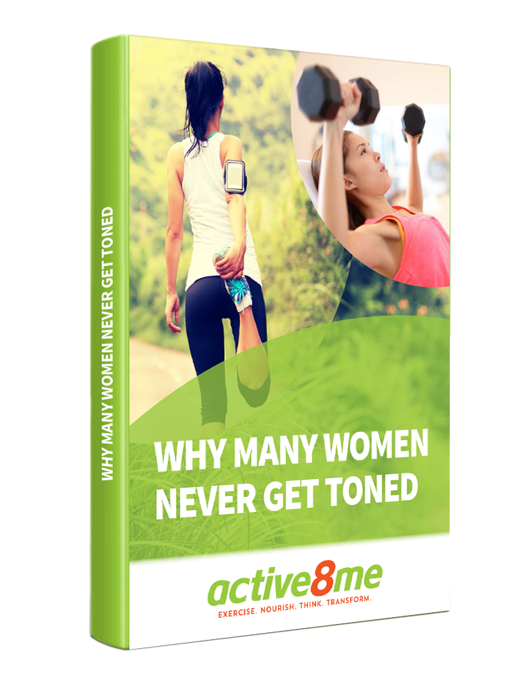Why Many Women Never Get Toned