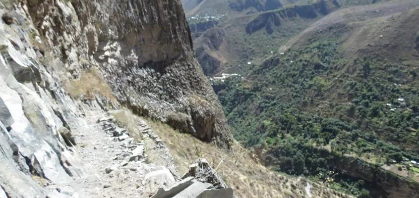 RUTAS DE ALTURA | TREKKING AREQUIPA