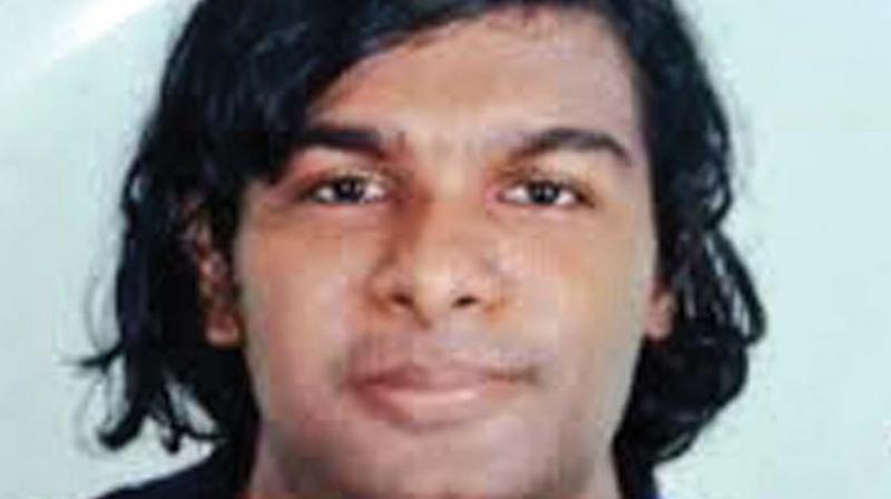 The suspect Cadell Jeansen Raja (Photo: File)