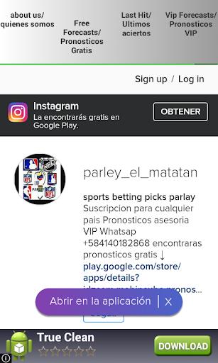 玩免費運動APP|下載Parley - Betting Tips app不用錢|硬是要APP