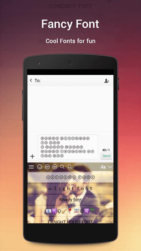My Photo Keyboard screenshots