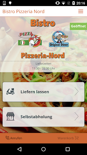 Bistro Pizzeria Nord