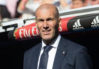 Zidane a fixé l'objectif prioritaire du Real Madrid pour la saison prochaine