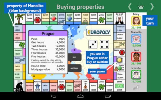 Europoly 1.2.1 Screenshots 21