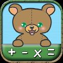 Teddy Bear Calculator icon