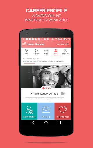 GrabJobs - Get a Job Today download 1
