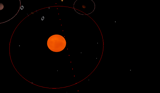 Spaceball Gravity Mobile