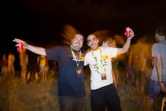 Photo: Beach party