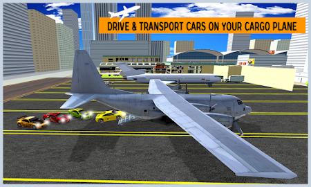 Airplane City Car Transporter 1.0 screenshot 1758566